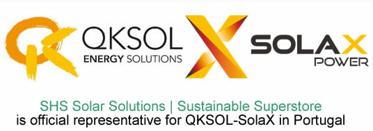 SHS Solar SOLAX WHOLESALE Solutions in Solar PV, Solar Heating, Air conditioning Water and Infrared heating